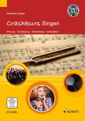 Crashkurs Singen, m. DVD Cover