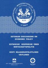 Estnische Gespräche über Wirtschaftspolitik 01/2017