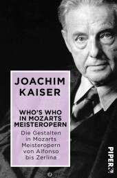 Who's who in Mozarts Meisteropern