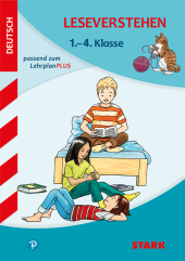 Deutsch Leseverstehen 1.-4. Klasse