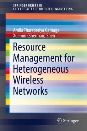 Resource Management for Heterogeneous Wireless Networks