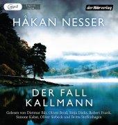 Der Fall Kallmann, 1 MP3-CD Cover