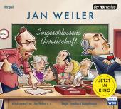 Eingeschlossene Gesellschaft, 2 Audio-CDS Cover