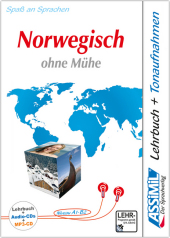 Audio-Plus-Sprachkurs - Lehrbuch (Niveau A1-B2) + 4 Audio-CDs + 1 mp3-CD