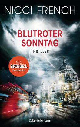 Cover des Mediums: Blutroter Sonntag