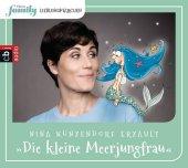 Eltern family Lieblingsmärchen - Die kleine Meerjungfrau, 1 Audio-CD Cover