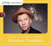 Eltern family Lieblingsmärchen - Peterchens Mondfahrt, 1 Audio-CD Cover