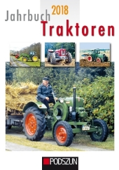 Jahrbuch Traktoren 2018 Cover