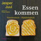 Essen kommen, 4 Audio-CDs Cover