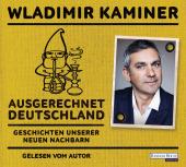 Ausgerechnet Deutschland, 2 Audio-CDs Cover