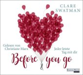 Before you go - Jeder letzte Tag mit dir, 6 Audio-CDs Cover