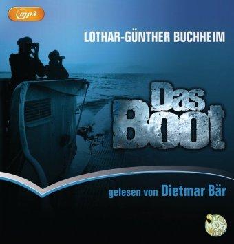 Das Boot, 2 MP3-CDs