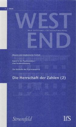 WestEnd 2008/1: Die Herrschaft der Zahlen 2