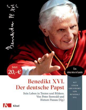 Benedikt XVI., Der deutsche Papst