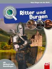 Ritter und Burgen, m. Audio-CD Cover