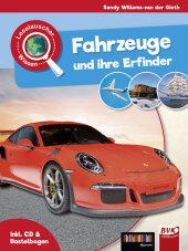 Fahrzeuge und ihre Erfinder, m. Audio-CD