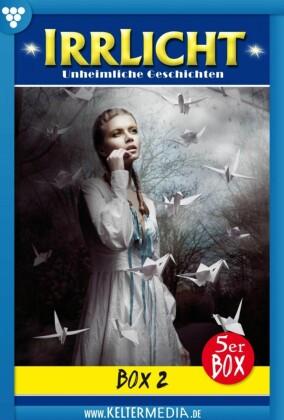 Irrlicht 5er Box 2 - Gruselroman