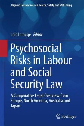 Psychosocial Risks in Labour and Social Security Law