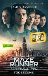 Maze Runner: Die Auserwählten - In der Todeszone Cover