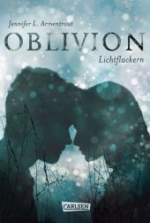 Obsidian - Oblivion. Lichtflackern Cover
