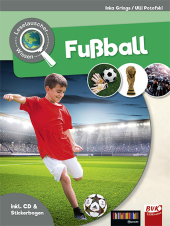 Fußball, m. Audio-CD Cover