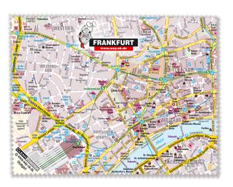 Display- und Brillentuch Frankfurt