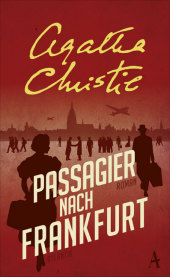 Passagier nach Frankfurt Cover