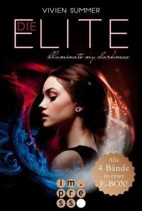 Alle vier Bände der Bestseller-Reihe in einer E-Box! (Die Elite)