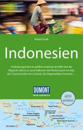 DuMont Reise-Handbuch Reiseführer Indonesien Cover