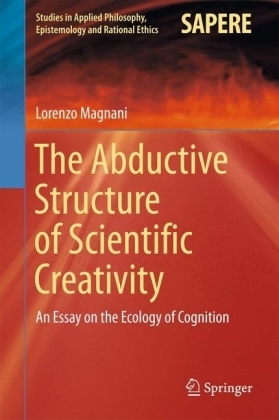 The Abductive Structure of Scientific Creativity