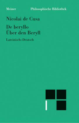 De beryllo / Über den Beryll