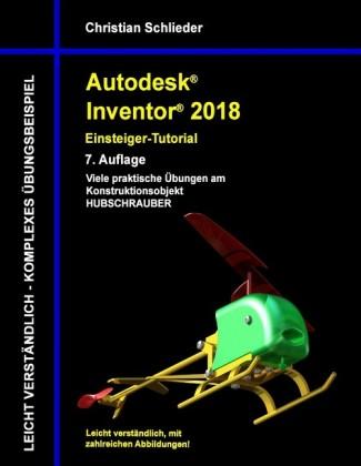 Autodesk Inventor 2018 - Einsteiger-Tutorial