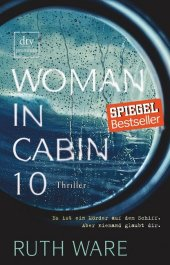Woman in Cabin 10 Cover