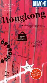 DuMont direkt Reiseführer Hongkong Cover