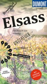 DuMont direkt Reiseführer Elsass Cover
