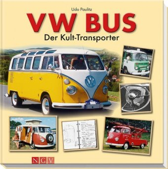 vw bus udo paulitz 9783625180852 b cher auto. Black Bedroom Furniture Sets. Home Design Ideas