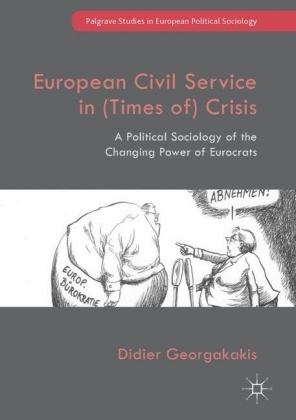 European Civil Service in (Times of) Crisis