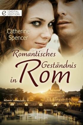 Romantisches Geständnis in Rom