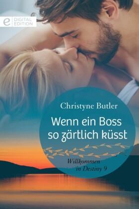 Wenn ein Boss so zärtlich küsst