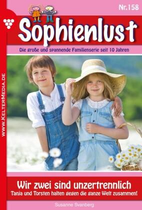 Sophienlust 158 - Familienroman
