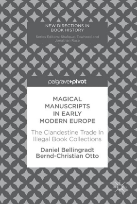 Magical Manuscripts in Early Modern Europe