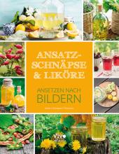 Ansatzschnäpse & Liköre Cover