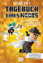 Minecraft: Tagebuch eines ultimativen Kriegers Cover