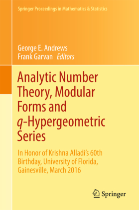 Analytic Number Theory : In Honor of Helmut Maier's 60th Birthday (2015, Hardcover)