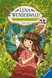 Luna Wunderwald - Ein Schlüssel im Eulenschnabel Cover
