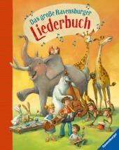 Das große Ravensburger Liederbuch Cover
