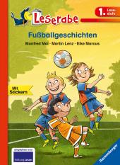 Fußballgeschichten Cover