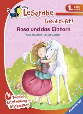 Rosa und das Einhorn Cover