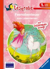 Feenabenteuer zum Lesenlernen Cover