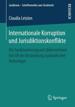 Internationale Korruption und Jurisdiktionskonflikte